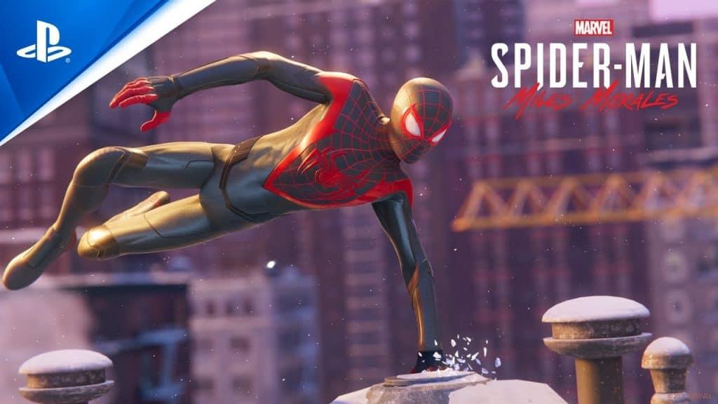 Marvels-Spider-Man-Miles-Morales tra i migliori videogiochi per PS5